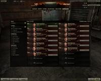 World of Tanks Barracks Screen