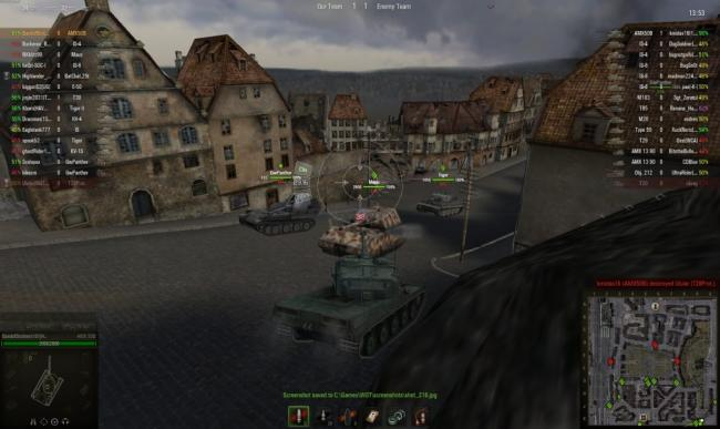 Noob Maus thinks he can take hill - World of Tanks