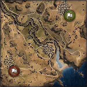 El Halluf - Map World of Tanks