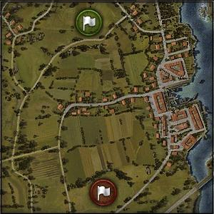 Fishermans Bay - Map World of Tanks