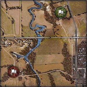 Highway - Map World of Tanks
