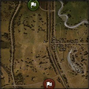Prokhorovka - Map World of Tanks