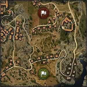 Province - Map World of Tanks