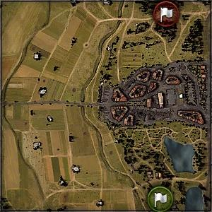Siegfried Line - Map World of Tanks