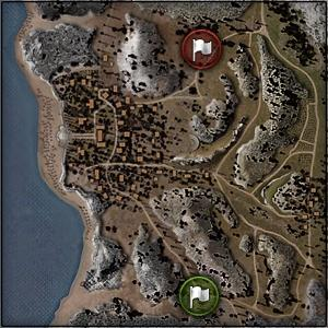 South Coast - Map World of Tanks
