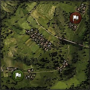 Westfield - Map World of Tanks