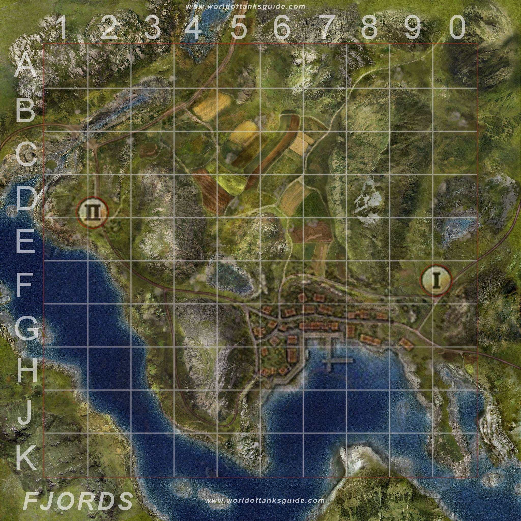 Sniping positions at fjords map gameplay world of tanks posted image gumiabroncs Images
